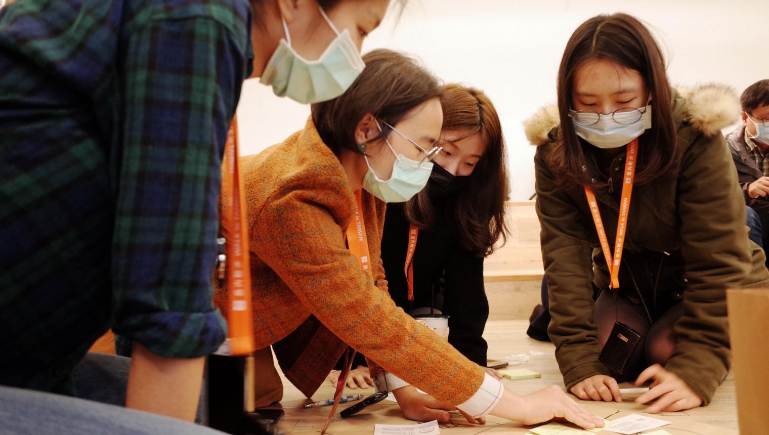 【導覽X工作坊】社創中心腦波實驗室(主辦單位為社會創新實驗中心)